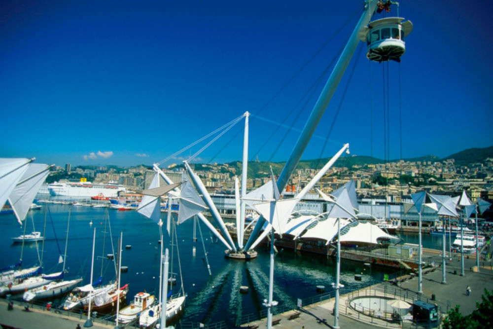 The Port of Genoa
