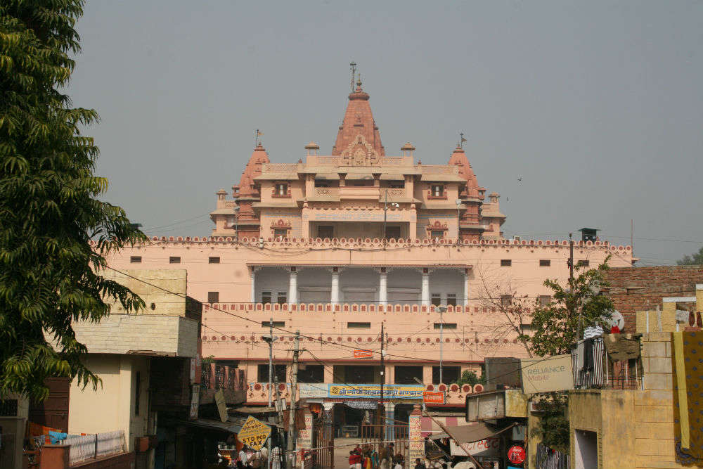 Exploring 5 ancient temples of Mathura