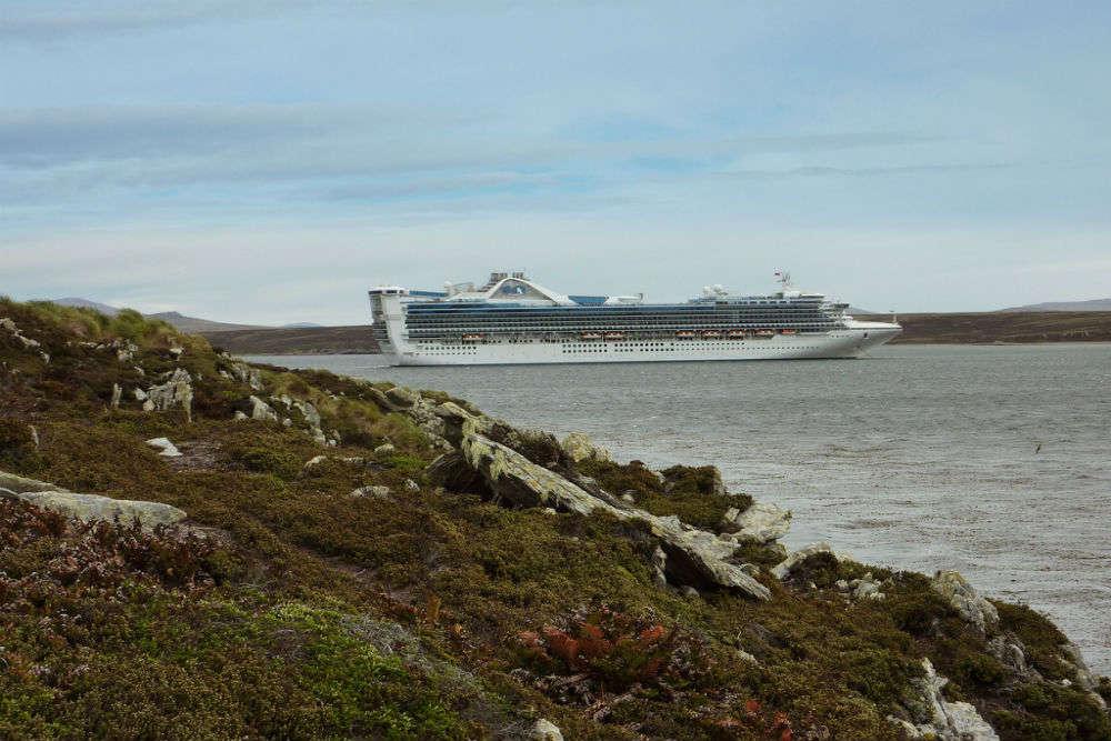 Antarctic star cruise