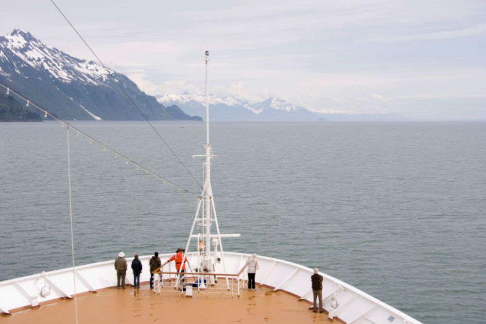 Glacier Bay cruises