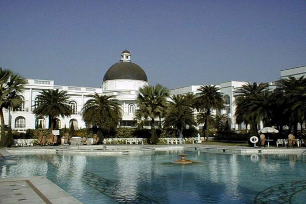 The top luxury hotels in Lucknow
