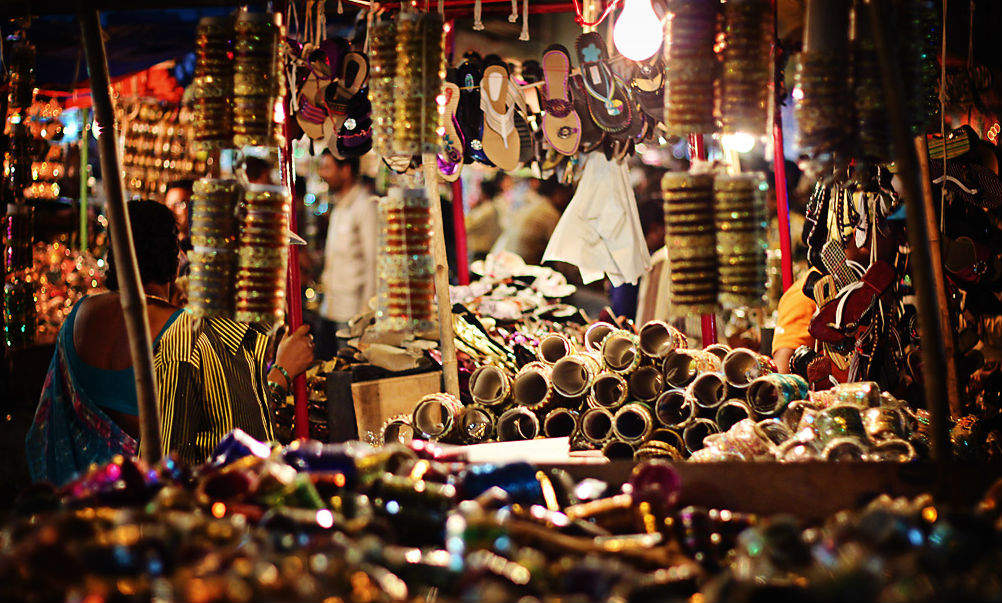 Your guide to shopping in Lucknow