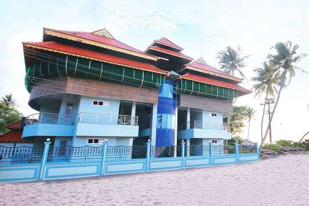 Oceanus Residency