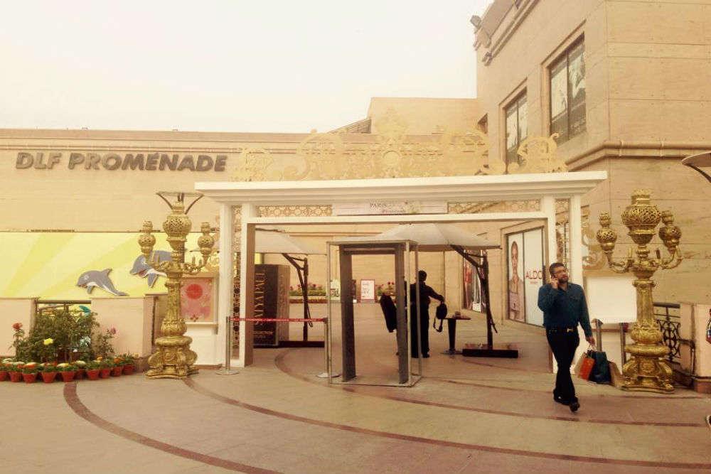 DLF Promenade