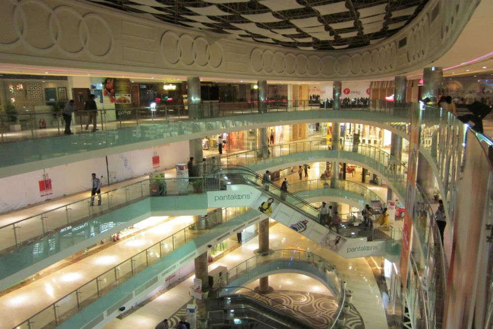 Ambience Mall Vasant Kunj