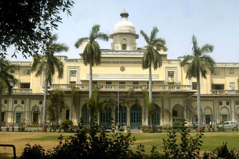Chattar Manzil (Umbrella Palace)