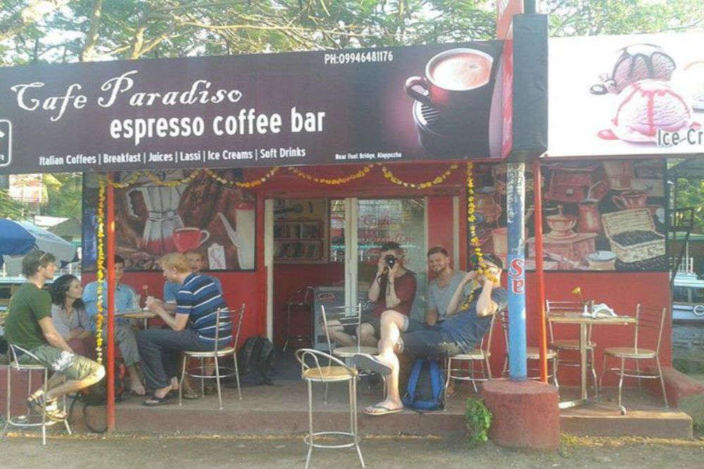 Cafe Paradiso Espresso