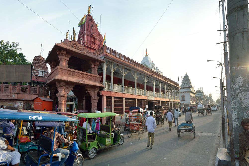 Digambar Jain Lal Mandir