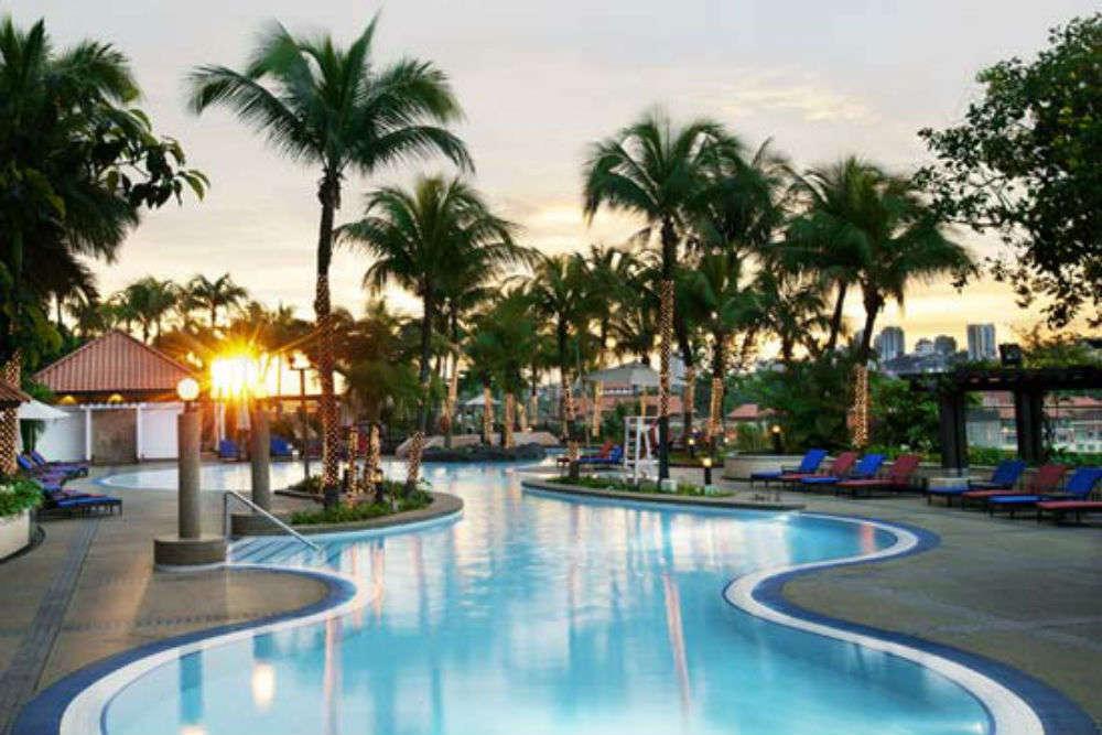 Luxury hotels in Kuala Lumpur