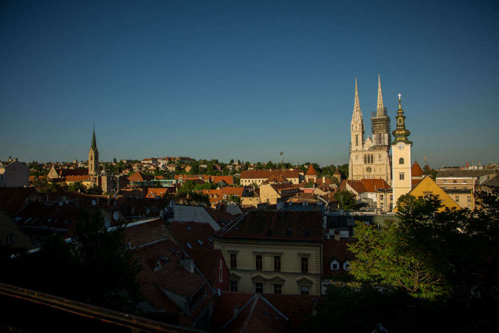 36 hours in Zagreb, Croatia