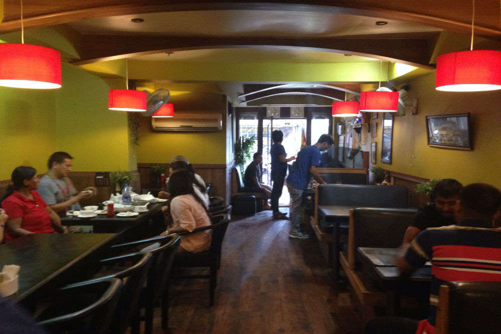Tibet Kitchen