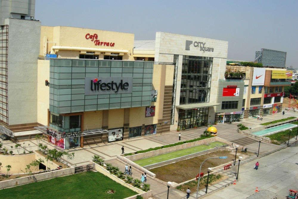 Malls in Rajouri Garden (City Square, TDI Mall, West Gate Mall)