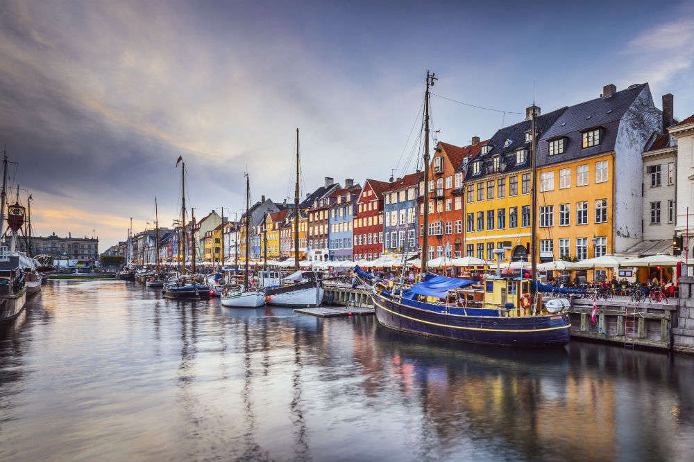 72 hours in Copenhagen