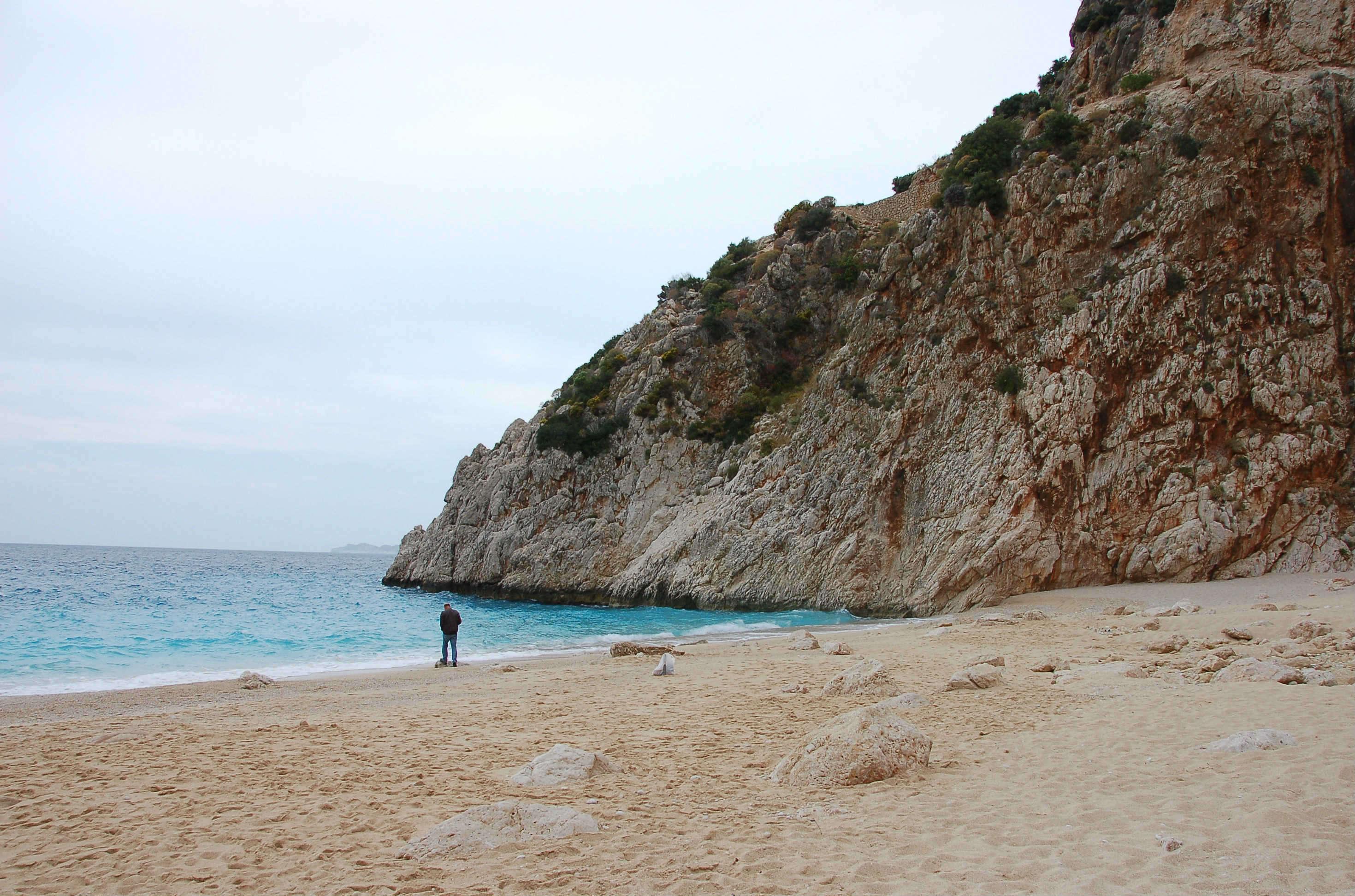 Kaputaş Beach