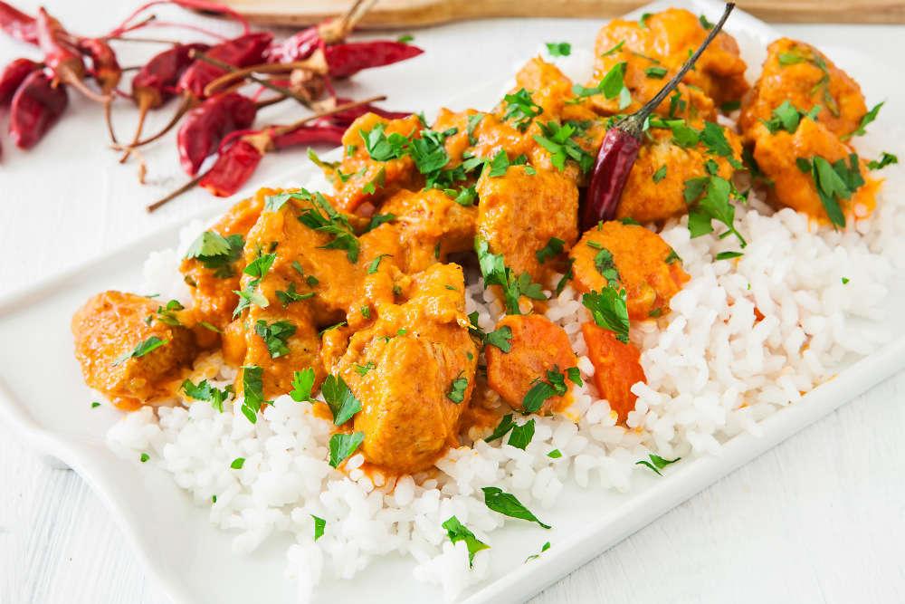 A taste of India at The Verandah