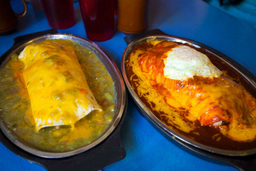 Planning a road-trip tribute to the breakfast burrito