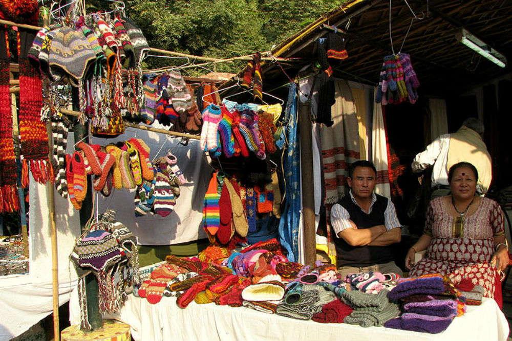 Shopping destinations in North West Delhi
