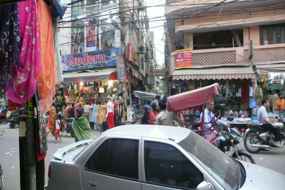 Rani Bagh Main Market