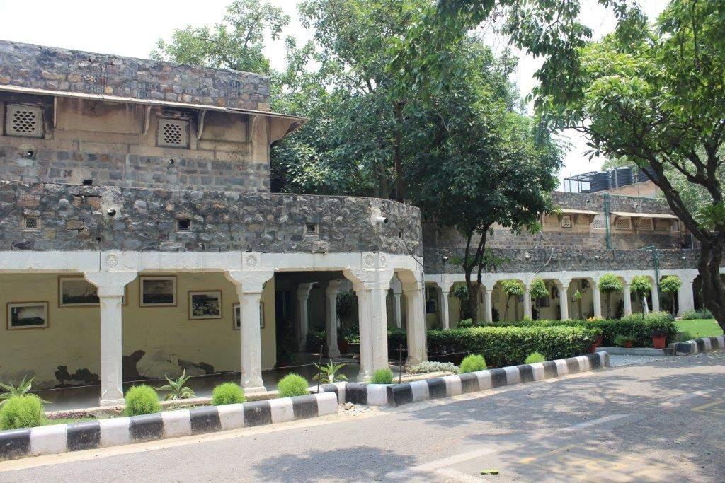 Ambedkar University Campus