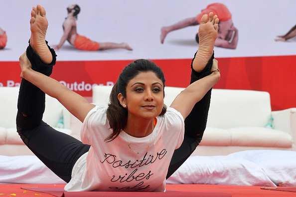 Shilpa Shetty Yoga Should Be Kept Away From Politics Says
