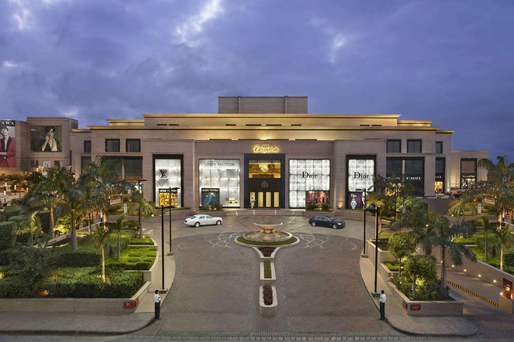 Best malls in Delhi