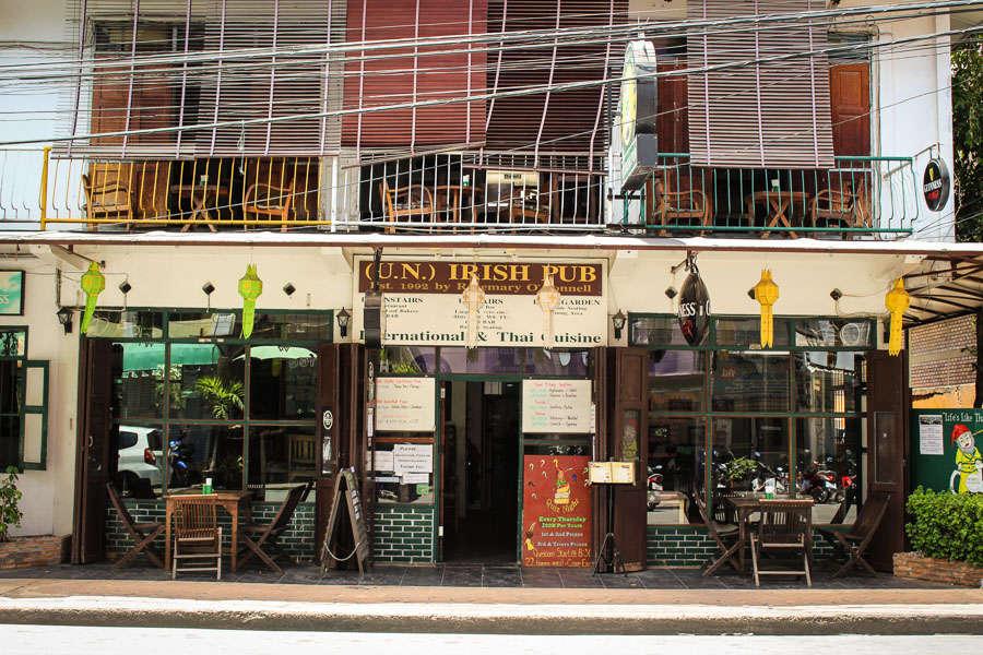 U.N. Irish Pub and Restaurant