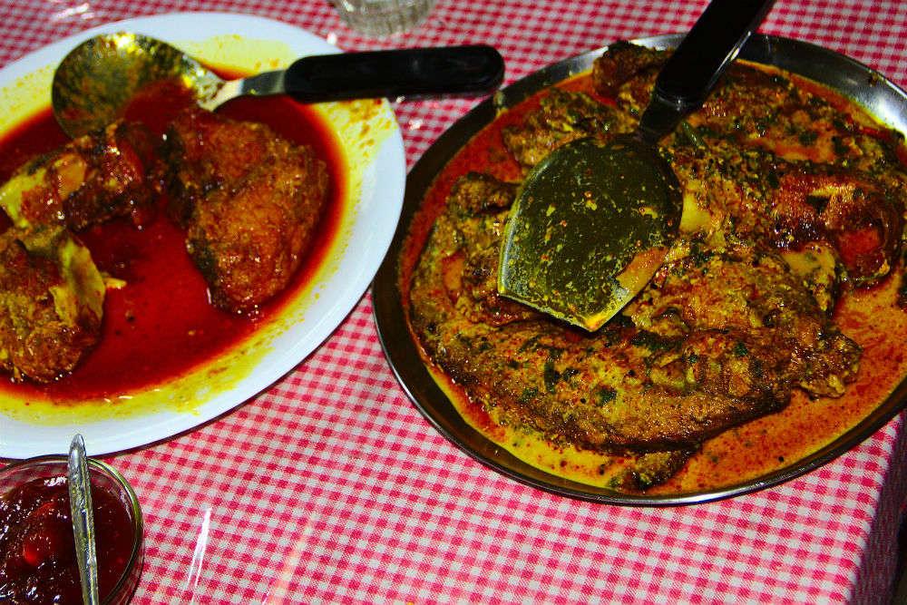 Kolkata for the foodies