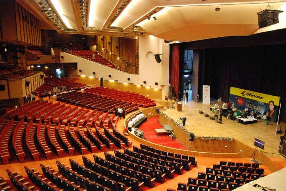 Siri Fort Auditorium