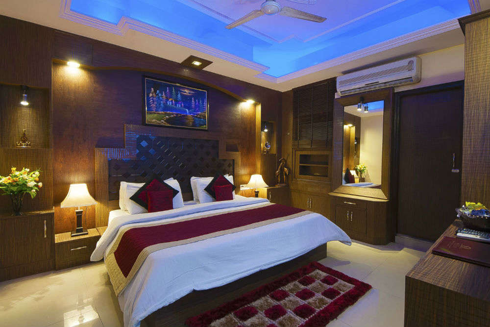 The best hotels near Delhi airport