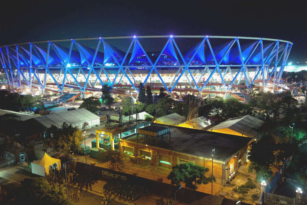 Jawaharlal Nehru Sports Complex