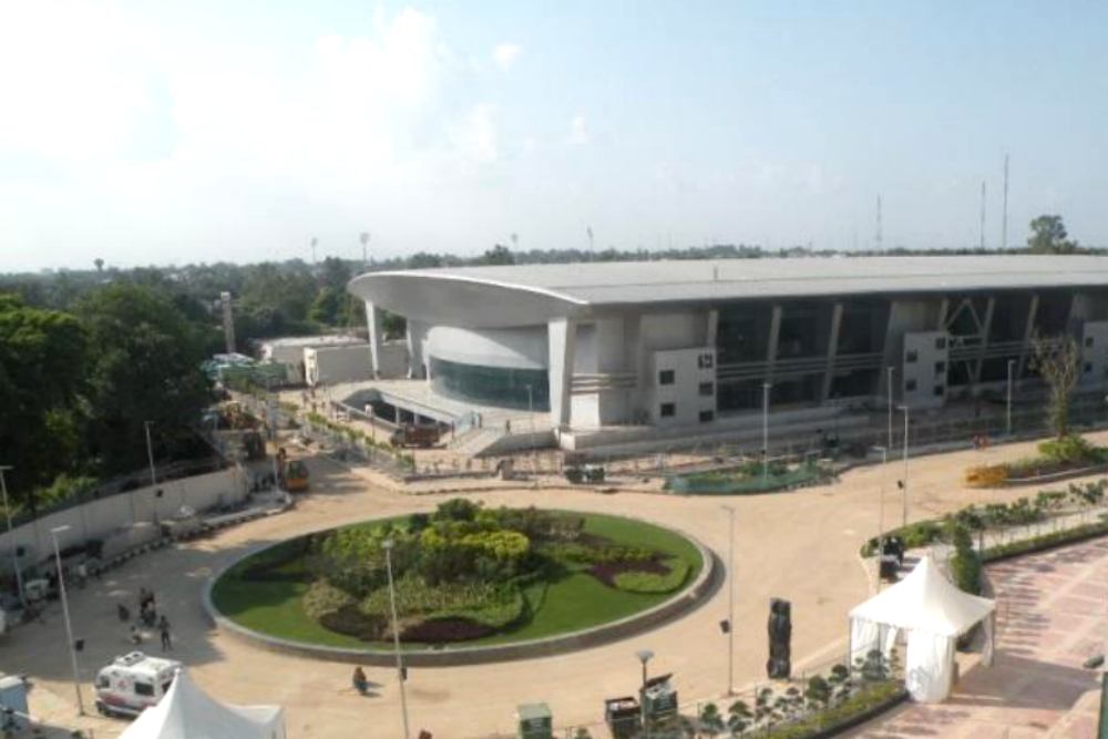Delhi University Stadium