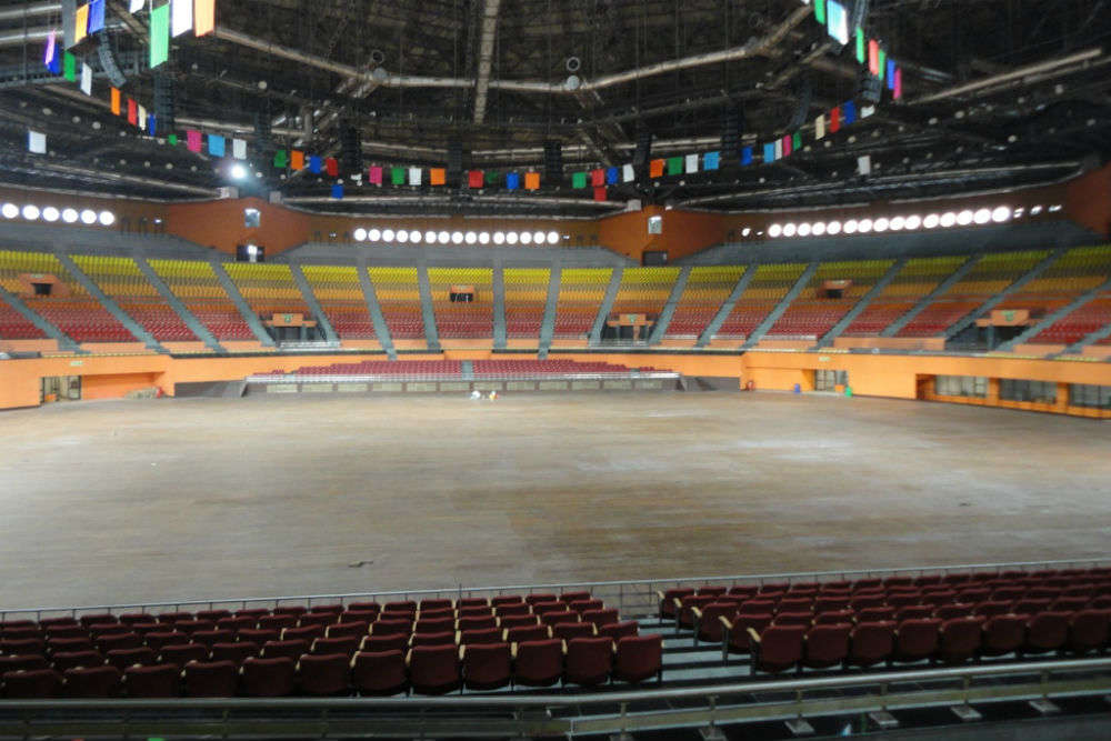 Indira Gandhi Indoor Stadium