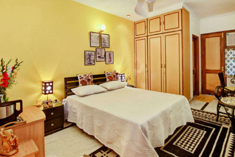 Delhi's best bed & breakfast options