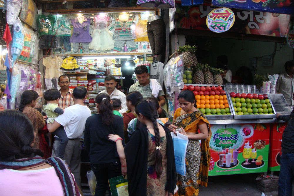 Atta Market, Sector 27, Noida