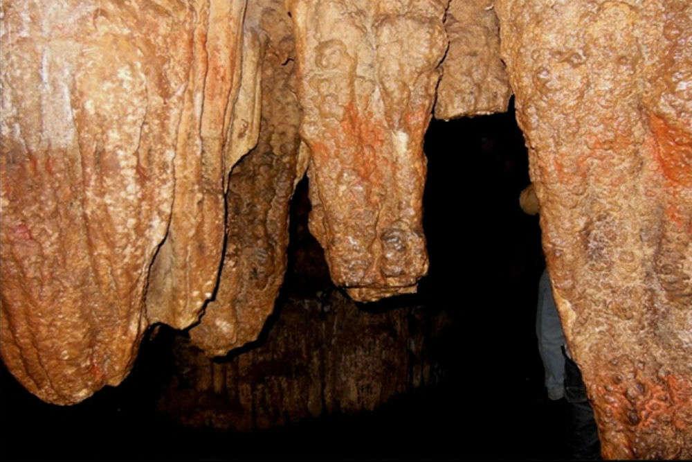 Kutumsar Caves