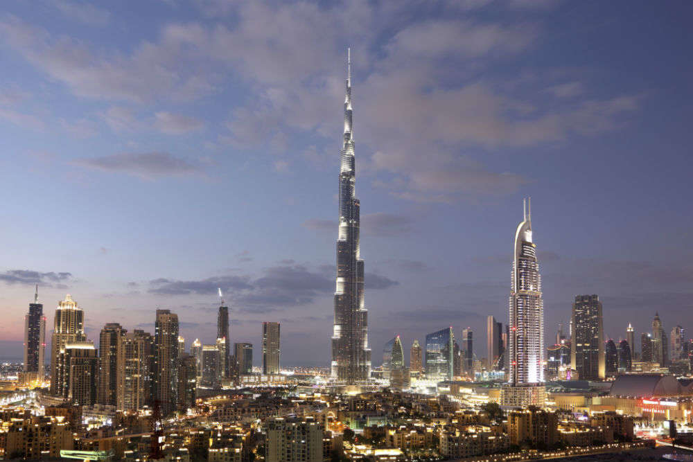 Top 8 places to visit in Dubai