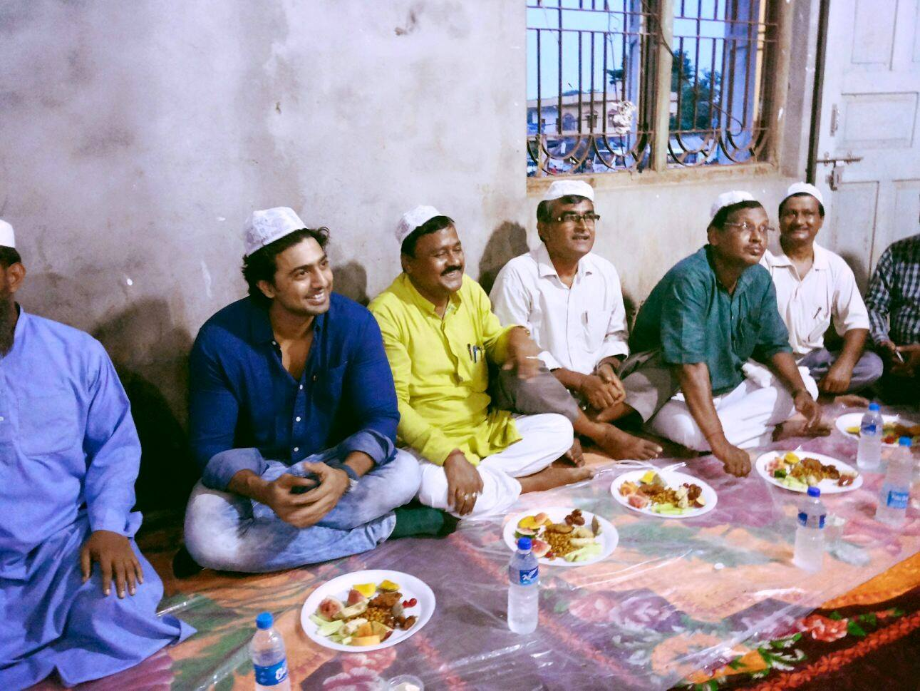 Rath dev shares pictures of iftar and rathyatra celebrations bengali movie news times of india