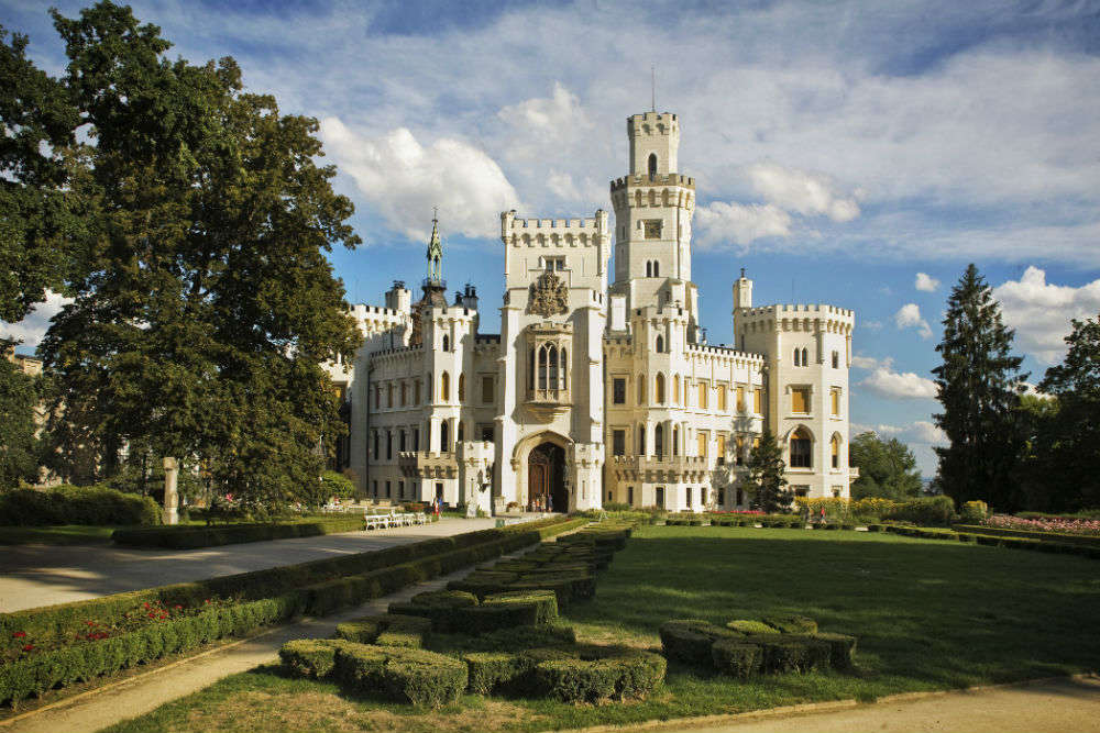 Castles in Czech you just can't afford to miss