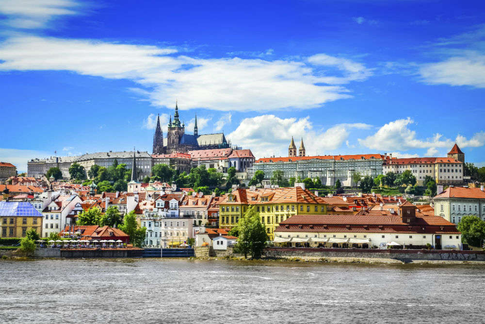 Hidden romantic spots in Prague