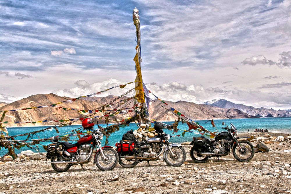 Biking in Leh and Ladakh