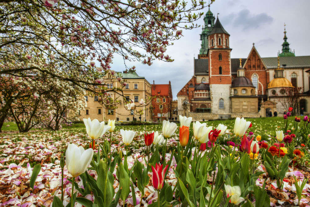 5 spectacular castles and palaces along the Vistula River in Poland
