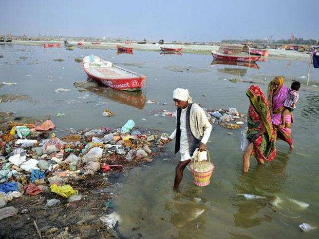 india pollution essay Among india's most pressing environmental problems are land damage, water shortages, and air an.