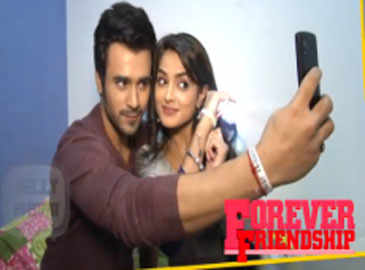 Friendship special : Abeer and Meher from 'Phir Bhi Na Maane  Badtameez Dil'