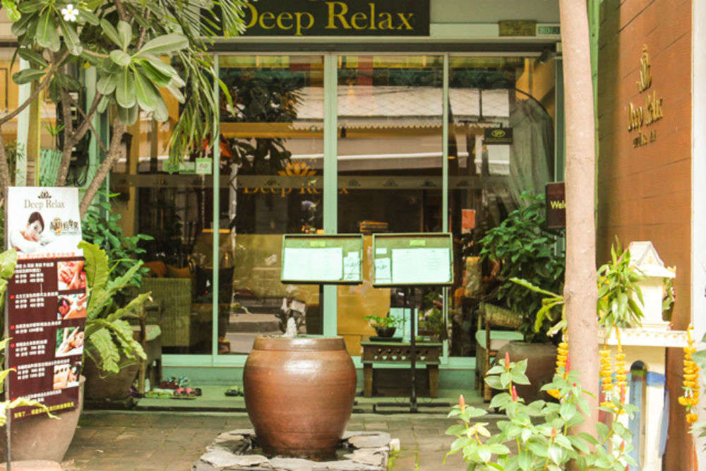Deep Relax Spa
