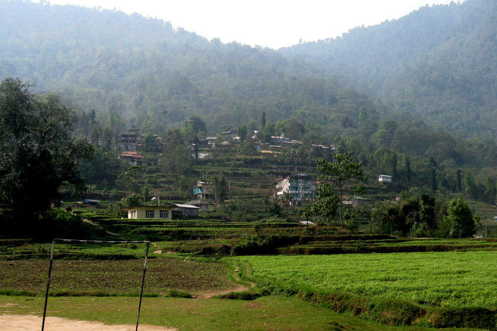 Pelling―the secret treasure of the Himalayan Kingdom