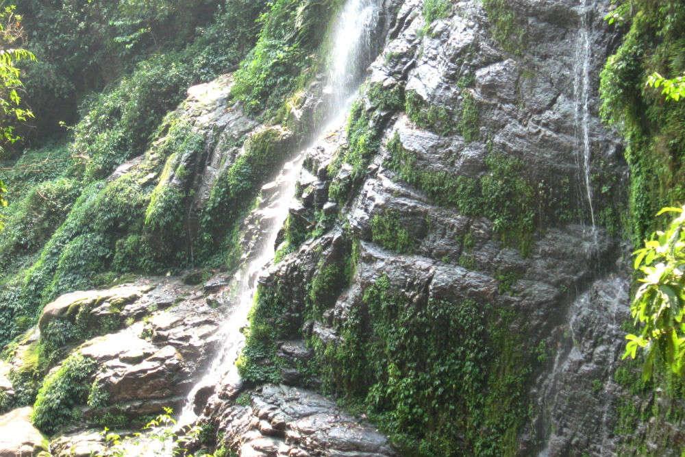 Kanchendzonga Waterfalls
