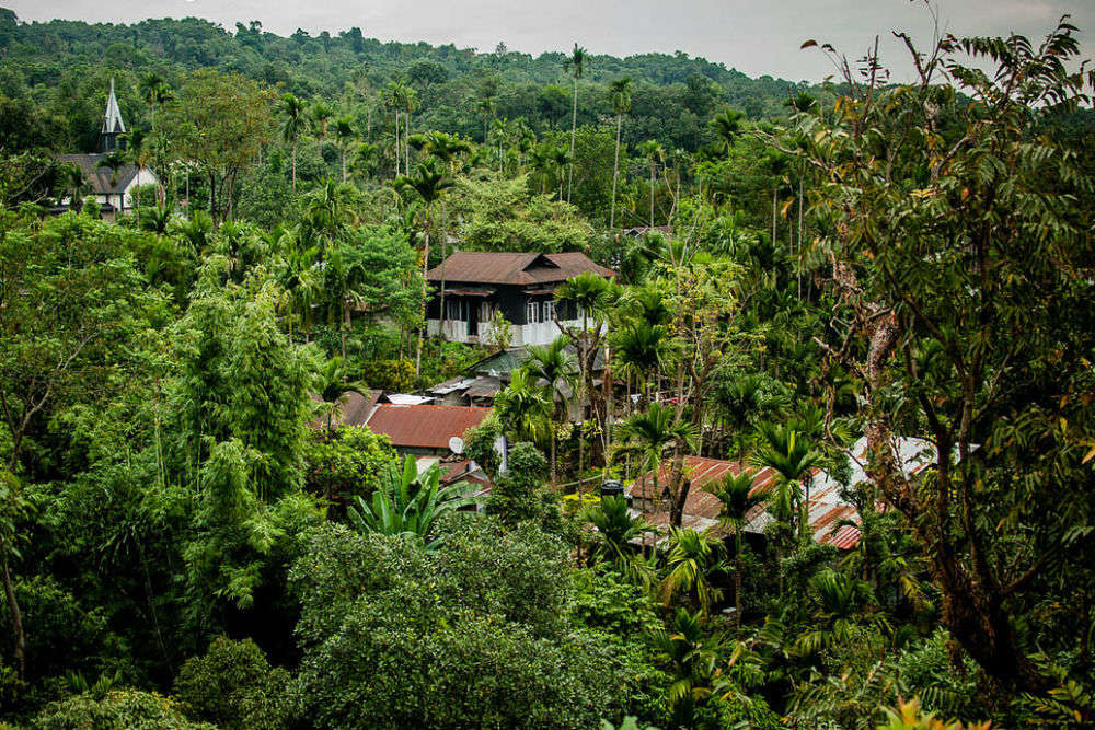 Your guide to the magical village of Mawlynnong