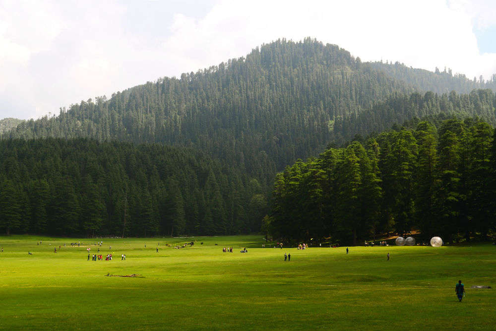 Short trips from Dalhousie
