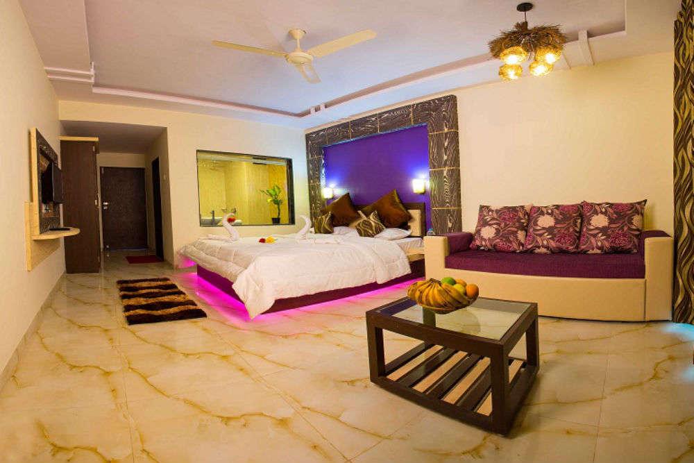 Best mid-range hotels in Mahabaleshwar