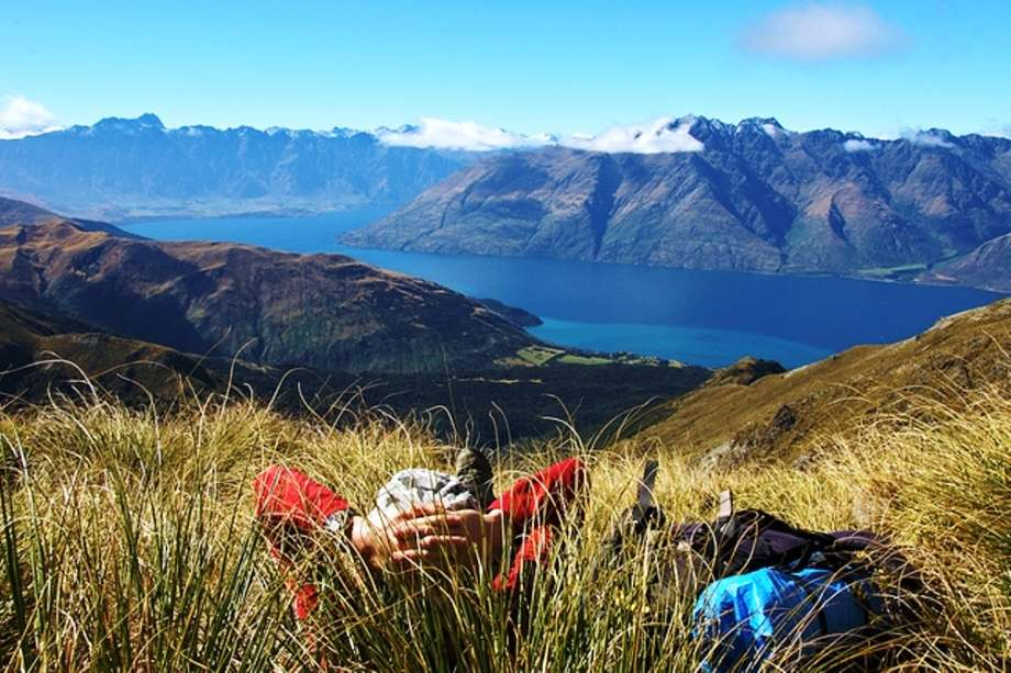 New Zealand for backpackers